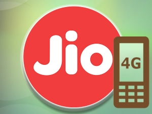 Reliance Jio 4g Feature Phone Jio Cable Tv Launched