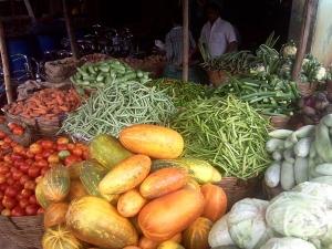 Vegetable Prices Soar Ahead Onam