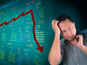 Market Live Sensex Nifty Trade Flat Tata Group Stocks Ris
