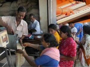 Aadhaar Numbers Ration Those Who Do Not Provide Aadhaar Numb