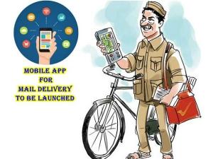 Postman Mobile App Is Huge Success Kerala