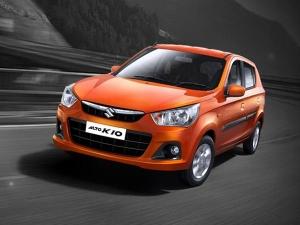 Maruti Suzuki Year End Offers