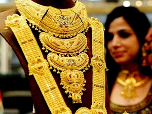 Gold Price Declined Sharply