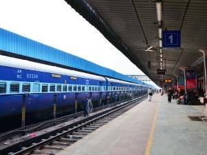 Aadhar Is Compulsory Booking Online Train Tickets