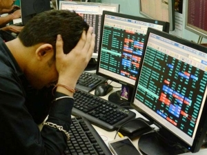 Sensex Sheds 410 Pts Nifty Ends Below 10