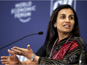 Icici Bank May Send Md Ceo Chanda Kochhar On Indefinite Le