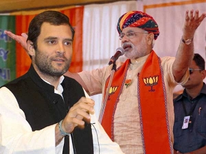 Bjp Income Rises 81 18 Congress S Dips
