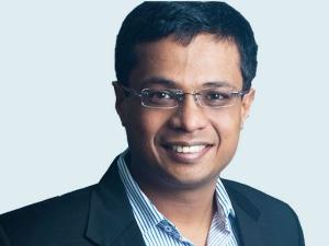 Sachin Bansal Quits Flipkart