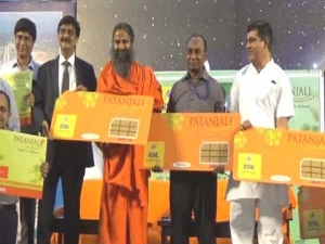 Patanjali Ties Up With Bsnl Launches Sim Cards
