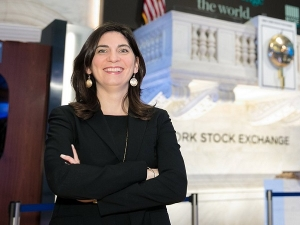 Nyse S First Female President