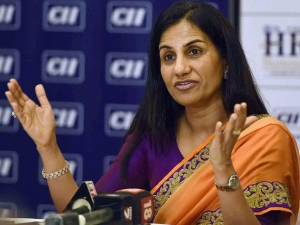 Icici Bank Ceo Chanda Kochhar On Fully Paid Indefinite Leave