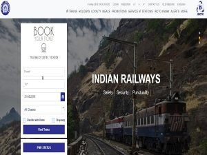 Irctc Train Ticket Booking What You Must Know