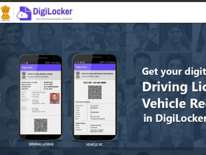 No Need Carry Documents How Govt S Digilocker App Works