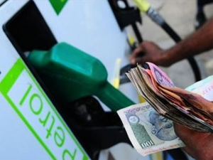 Petrol Price Hike Machines Cant Display Above Hundred