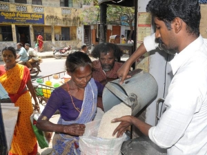 Ration Those Who Lost Their Livelihood