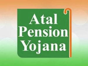 Atal Pension Yojana Apy Social Security India