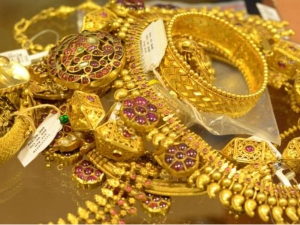 Gold Prices Rise Rs