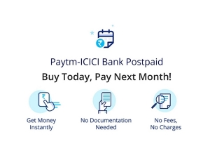 Paytm Postpaid Details