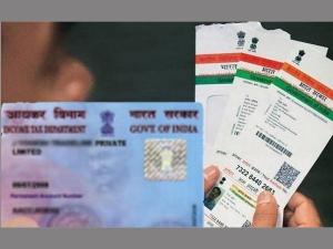 Regarding Aadhaar Pancard Linking