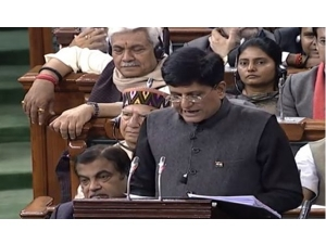 Interim Budget 2019 Gratuity Limit Increased From 10 Lakh To 30 Lakh Rupees Says Minister Piyush Goy