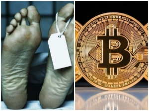 Cryptocurrency Firm Ceo Dies