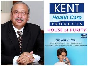 Mahesh Gupta Chairman Kent Ro Systems