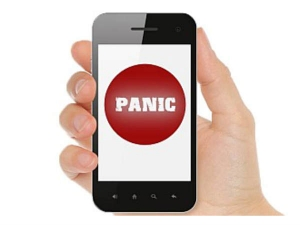 Panic Button On Phones