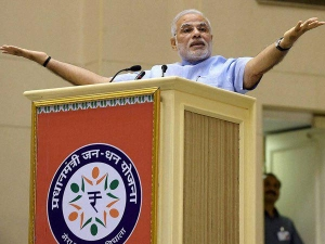 Rs 90000 Crore Deposits In Jan Dhan Accounts