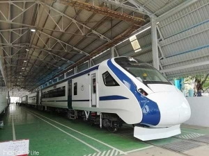 Vande Bharat Express India S Fastest Train Inaugurated Pm M