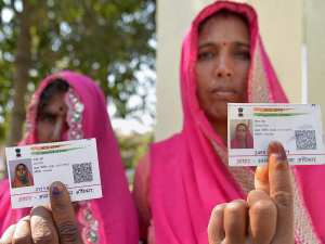 Cabinet Approves Aadhaar Ordinance