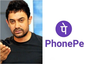 Aamir Khan Announced As Phonepe Brand Ambassador