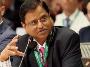 Subhash Chandra Garg Named As Finance Secretary