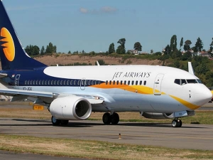 Jet Airways Aircraft Are Grounded