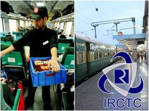 Irctc Food On Trains To Have Bar Codes