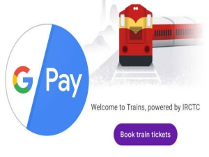 Irctc Train Ticket Booking Via Google Pay How Use Google Pa