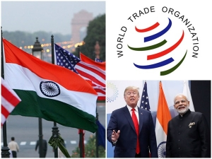 India Considers Moving Wto Against Us