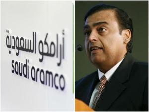 Ril Saudi Aramco Deal