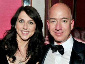 Mackenzie Bezos To Become World S Third Wealthiest Woman Aft