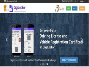 Digilocker A Cloud Based Government Platform