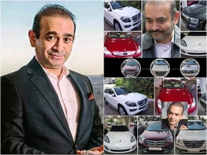 Luxury Cars Of Nirav Modi On Auction
