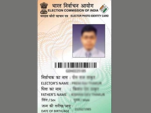 How To Update Change Your Current Address In Voter Id Card O