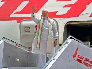 Modi Ready For Foreign Tour Again