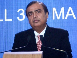 Reliance Industries Shares Fall Over