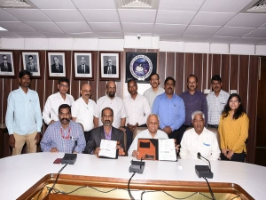 Powergrid Signs Mou With Nimhans Bangalore For 23 Cr Csr In