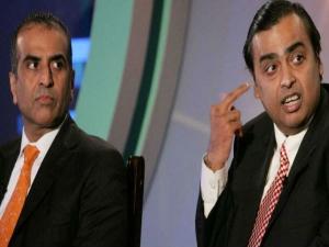 Telecom War Sunil Mittal Vs Mukesh Ambani