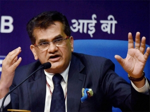 Amitabh Kant Got 2 Year Extension