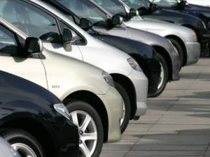 Dip Continues In Car Sales