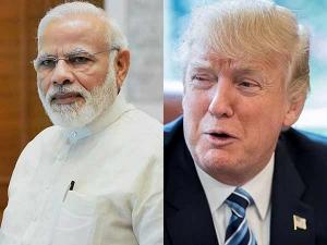Us India Trade War