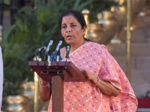 Reduction In Corporate Tax Rate To Boost Small Medium Size Companies Nirmala Sitharaman