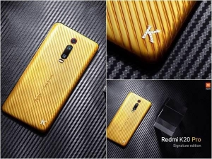 This Is Redmi K20 Pro Gold And Diamond Edition Worth Rs 4point8 Lakh